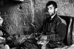 Lovci raků, Sevan, Arménie