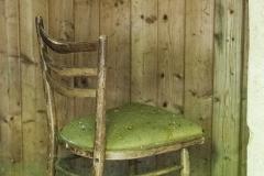 židlem