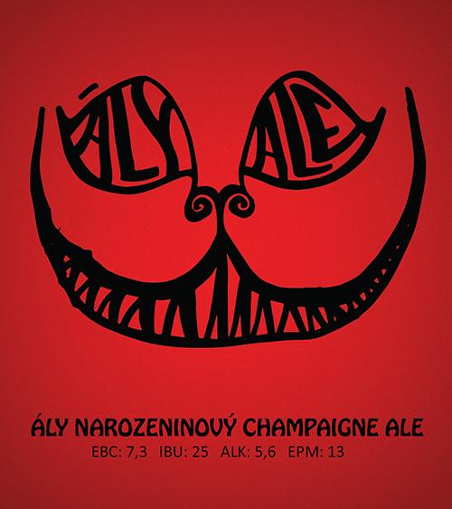 Pivní etiketa, Ály Ale