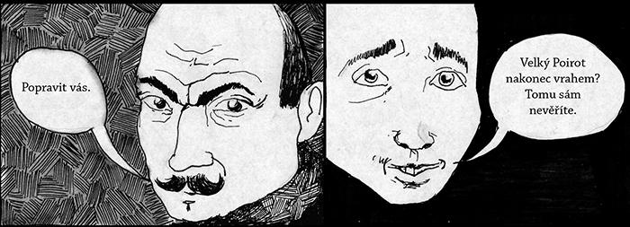 Poirot vs Norton