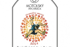 Pivní etiketa Mettá