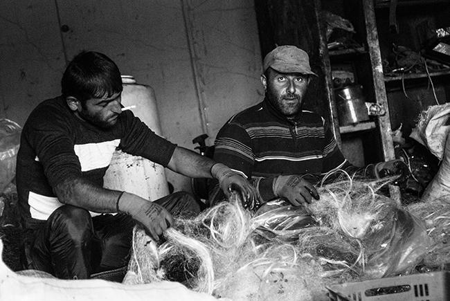 Rybáři od Sevanu