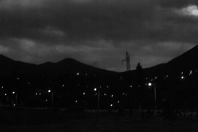 Noc v horách, Náhorní Karabach
