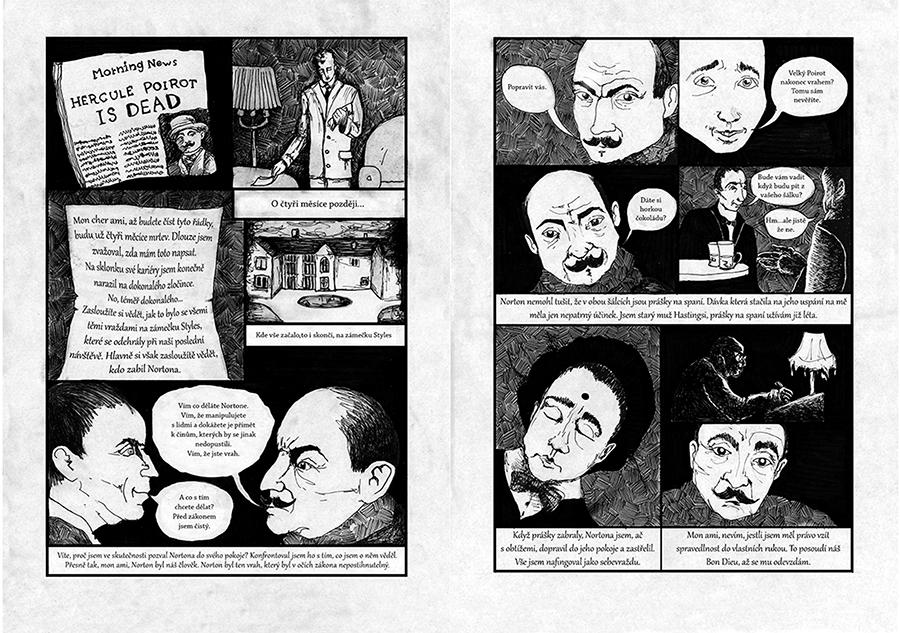 Poirot-komix